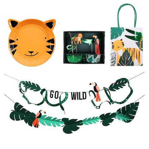 Jungle theme party supplies - The Party Room