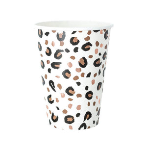 Animal Print Cups - The Party Room