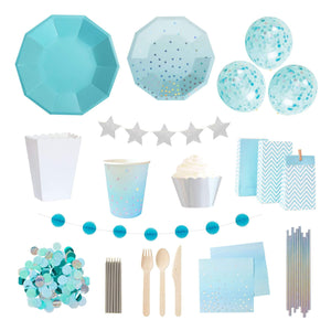 Blue Party Box - The Party Room