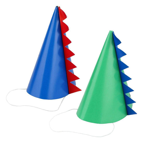 Dinosaur Party Hats - The Party Room
