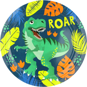 Dinosaur Plates - The Party Room