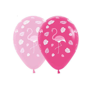 Flamingo Balloons - The Party Room