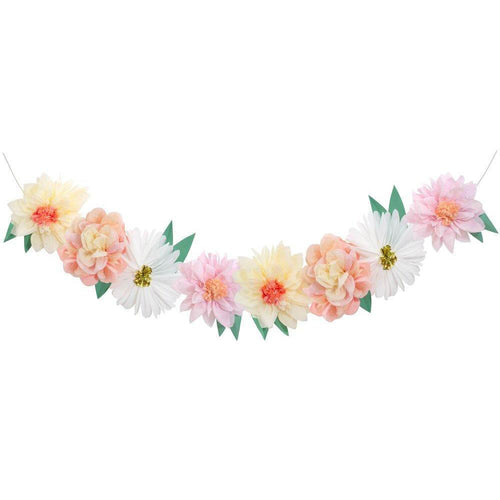 Flower Garden Giant Garland - The Party Room