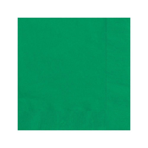 Forest Green Napkins - The Party Room