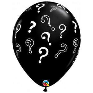 Question Mark Gender Reveal Balloons - 40cm - The Party Room