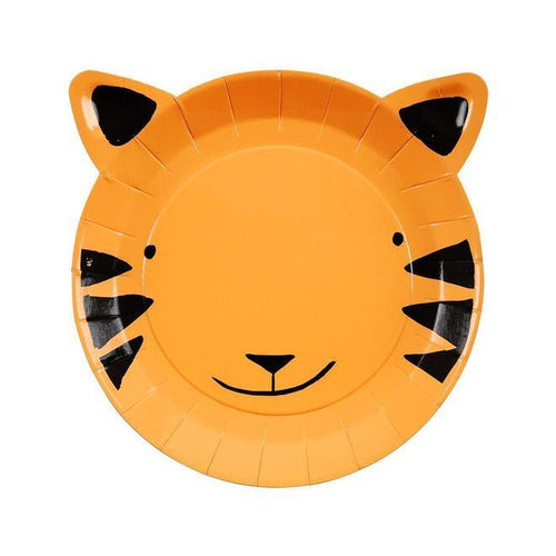 Tiger Plates - The Party Room