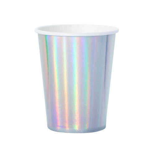 Iridescent Cups - The Party Room