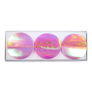 Iridescent Sphere Garland - The Party Room