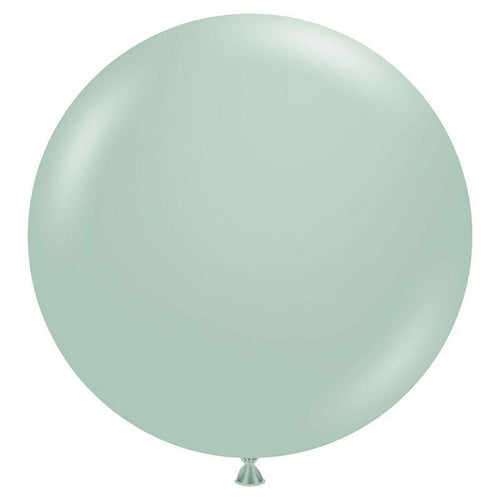 Large 90cm Empower Mint Balloons - The Party Room