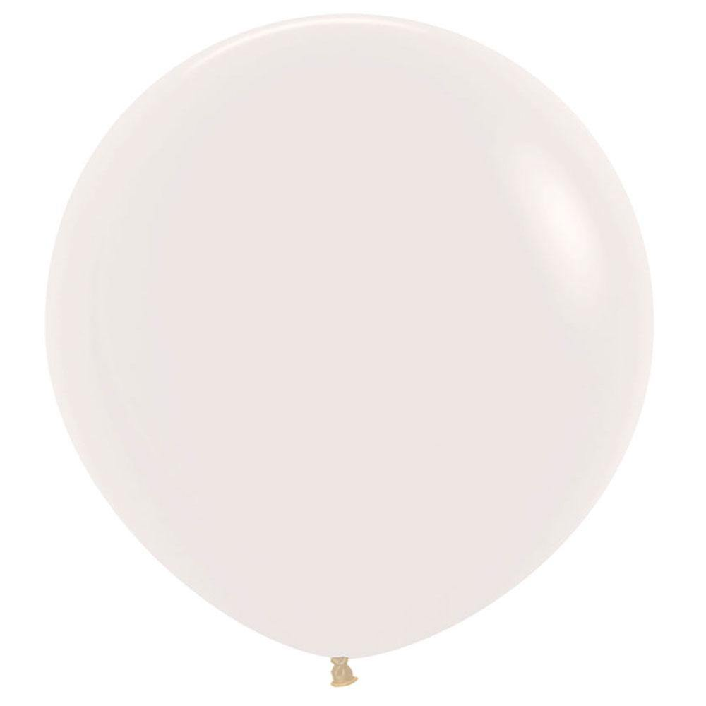 Large 60cm Crystal Clear Balloons - The Party Room