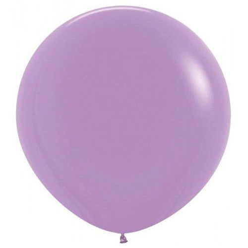 Large 60cm Lilac Balloons - The Party Room