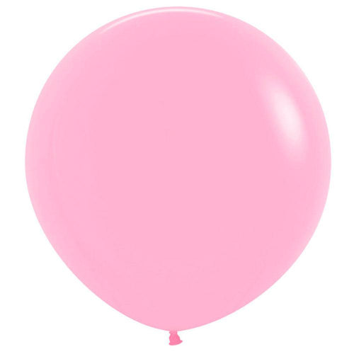 Large 60cm Pink Balloons - The Party Room