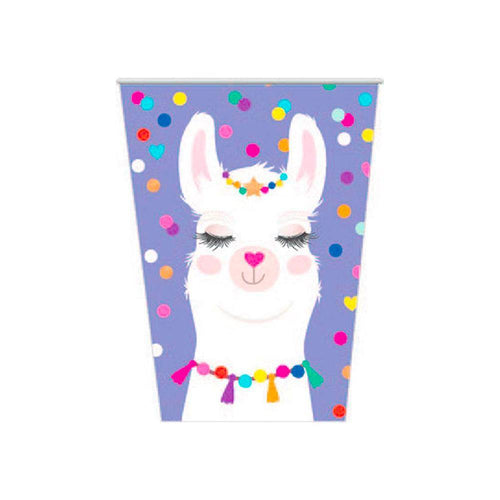 Llama Cups - The Party Room