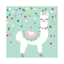 Load image into Gallery viewer, Llama Napkins