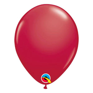 Maroon Balloons - The Party Room