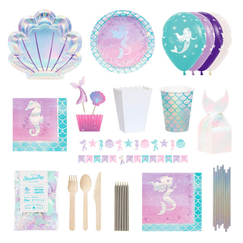 Mermaid Party Box - The Party Room