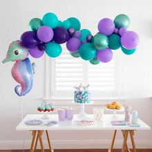 Load image into Gallery viewer, Balloon Garland Kit | Mermaid
