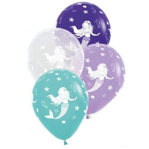 Mermaid Balloons - The Party Room