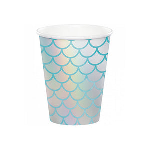 Mermaid Scale Cups - The Party Room