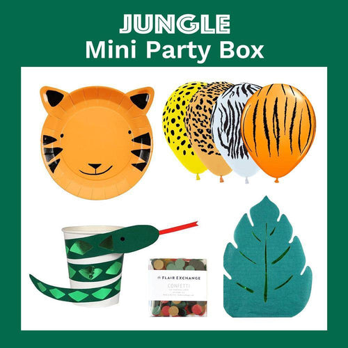 Mini Jungle Party Box - The Party Room