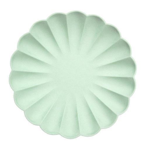 Mint Eco Plates - The Party Room