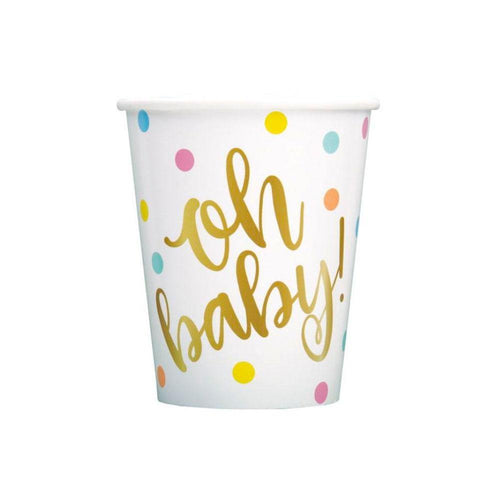Oh Baby Cups - The Party Room