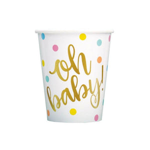 'Oh Baby' Cups