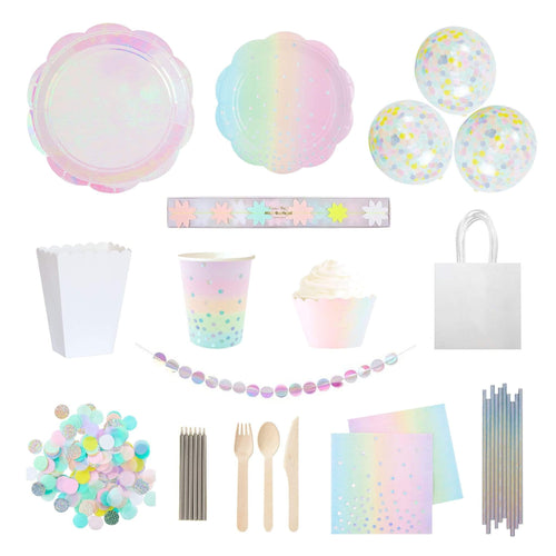 Pastel Party Box - The Party Room