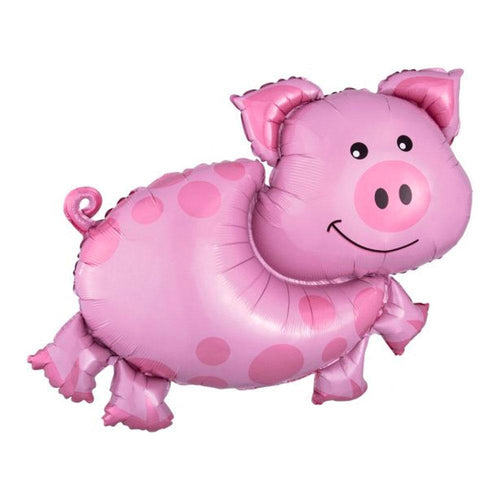 Pig Foil Balloon - The Party Room