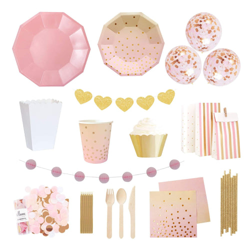 Pink Party Box - The Party Room