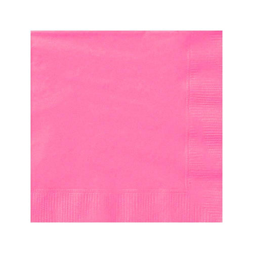 Pink Napkins - The Party Room