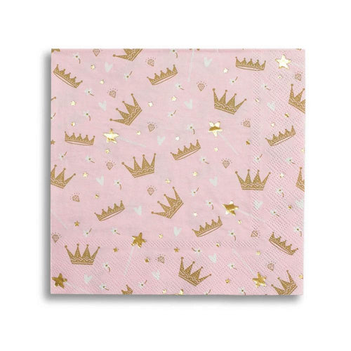 Princess Napkins - The Party Room