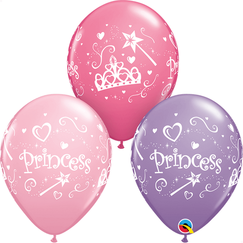 Princess Balloons - The Party Room