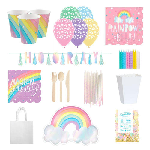 Rainbow Party Box - The Party Room