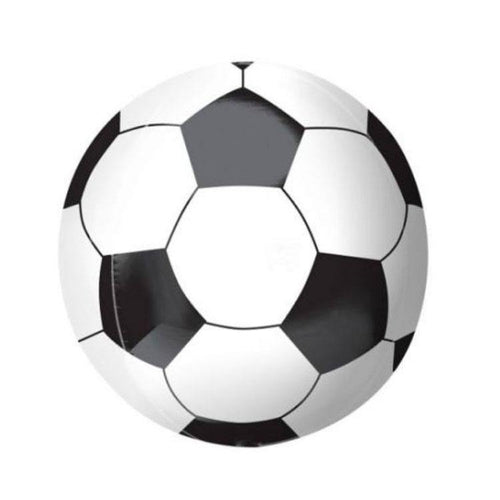 Soccer Ball Foil Balloon - The Party Room