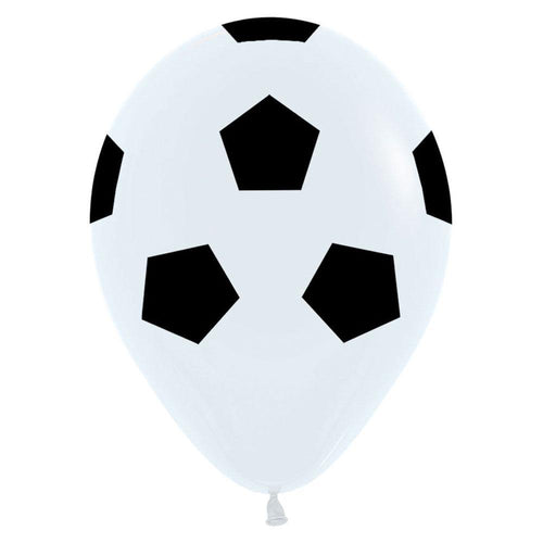 Soccer Ball Balloons - The Party Room