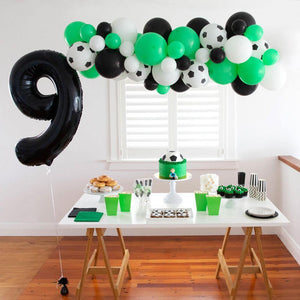 Balloon Garland Kit | Soccer - The Party Room
