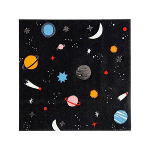Space Napkins - The Party Room