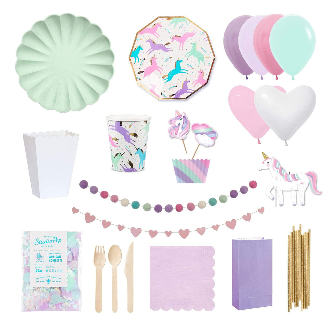Unicorn Party Box - The Party Room