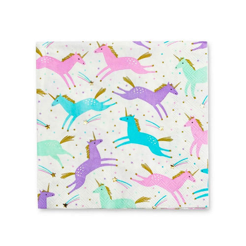 Magical Unicorn Napkins - The Party Room