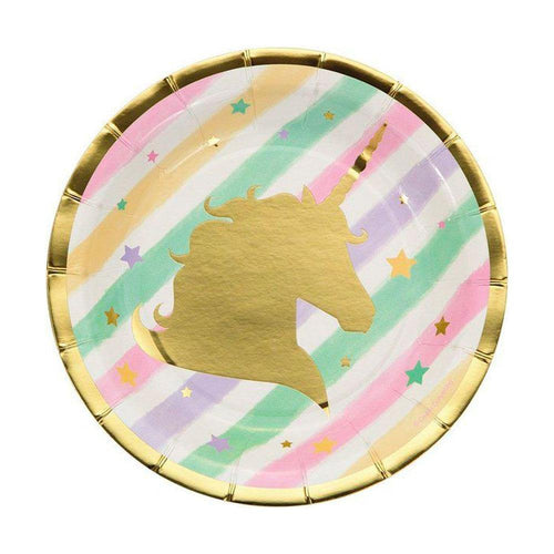 Unicorn Sparkle Small Plates - The Party Room