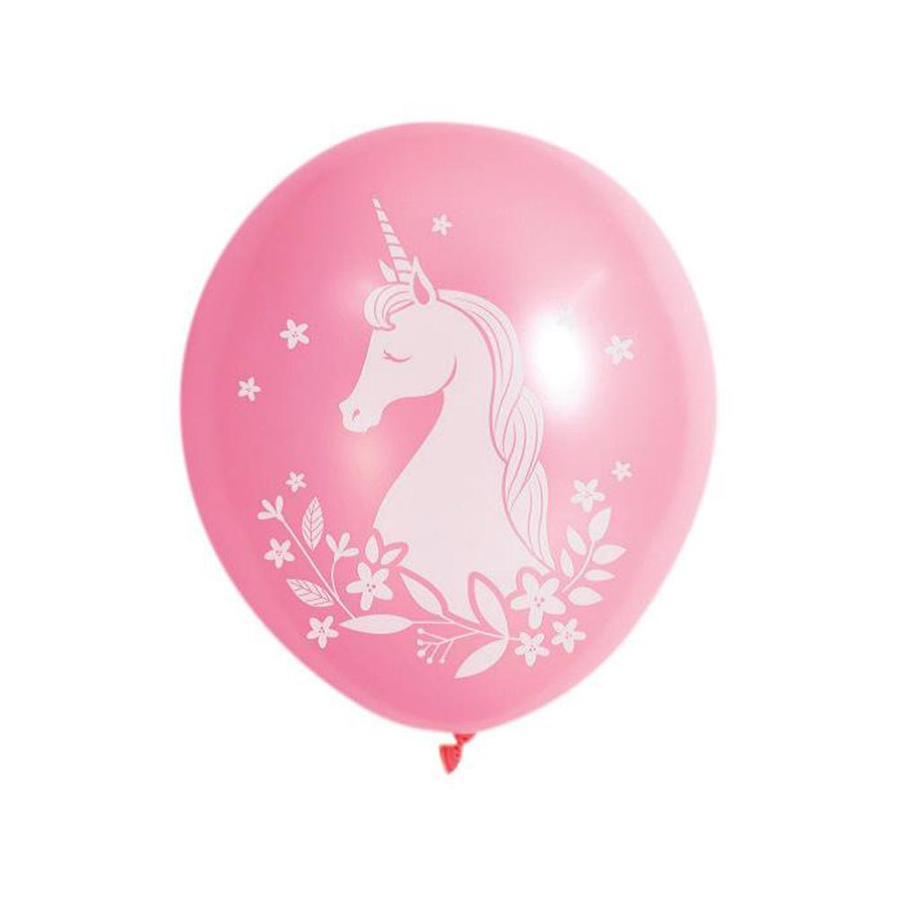 Pink Unicorn Balloons - The Party Room