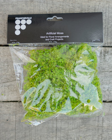 ARTIFICIAL MOSS 20CM - 5637 (Box of 6)