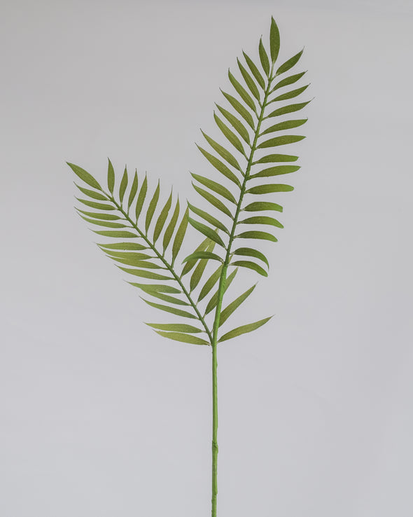 PALM LEAF SPRAY X 3 GREEN 106CM