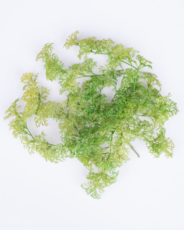 MOSS VINE X 10 LIGHT GREEN 32CM - 6046LTGR
