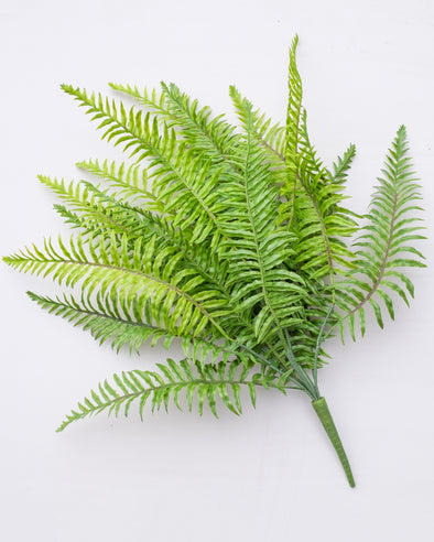 LADDER BREAK FERN BUSH OUTDOOR UV 55CM - 6562