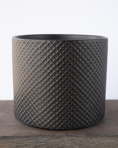 STONE POT DIAMONDS BLACK - 6841BK