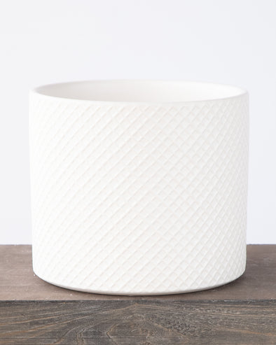 STONE POT DIAMONDS WHITE - 6841WH