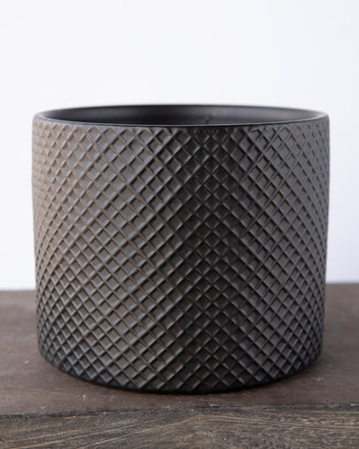 STONE POT DIAMONDS BLACK - 6842BK