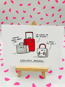 Emotional Baggage!!